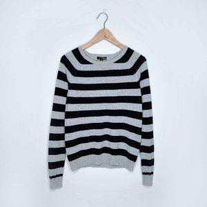 ⚡️ Aqua Cashmere 100% cashmere skull sweater